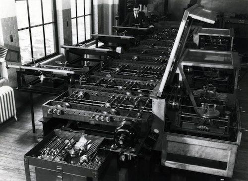7. Differential Analyzer GÇô 1931