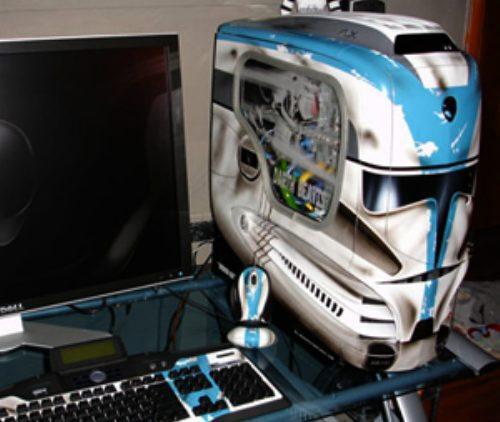 10. 501st Legion Clone Trooper Case