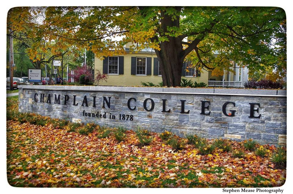 Game Design At Champlain College