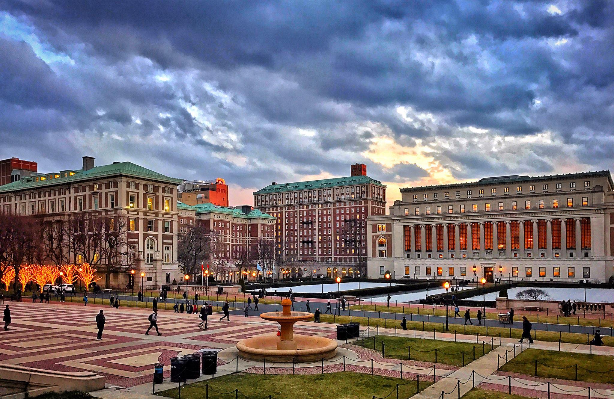 Columbia university dissertation database